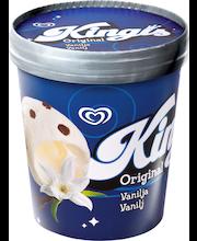 Kingis Original 261g/0,5L vaniljajäätelö