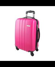 Migant matkalaukku kova 52cm fuksia