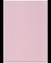 Karto kortti vaaleanpunainen 10x15cm 220gsm 10kpl/pkt