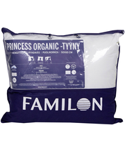 Familon tyyny Princess Organic 50x60cm