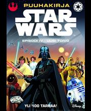 Wd Star Wars 4 Uusi Toivo