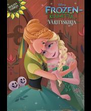 Frozen-Kuumetta Väritys-
