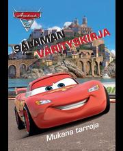 Wd Autot Salaman Väritys-
