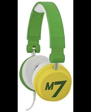 Macs M7 RIO sankakuuloke mikrofonilla