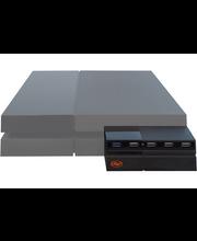Macs U40 5-porttinen USB hubi PS4