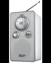 Macs Dino Bluetooth radio valkoinen