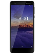 Nokia 3.1 ds 2/16 musta
