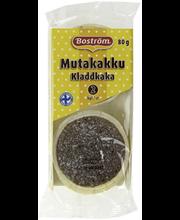 E. Boström Mutakakku 2 kpl 80 g