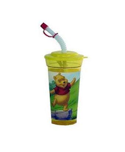 Disney Nalle Puh -pillimuki kannella 350 ml