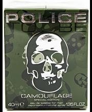 Police 40ml To Be Camouflage Eau de Toilette spray