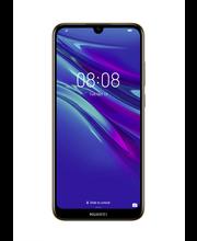 Huawei y6(9) 32gb ruskea
