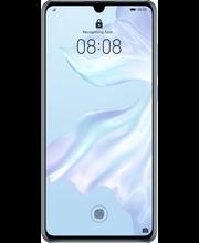 Huawei p30 sininen