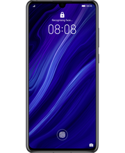 Huawei p30 musta