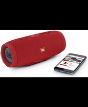 JBL Charge 3 kannettava Bluetooth kaiutin, punainen