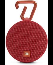 JBL Clip 2 kaiutin punainen