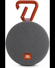 JBL Clip 2 kaiutin harmaa