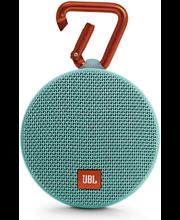 JBL Clip 2 kaiutin turkoosi
