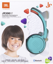 Jbl junior 300 bt teal