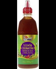 Sriracha chilikastike ...