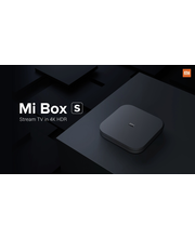 Mi box s 4k android tv
