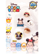 Disney Tsum Tsum 4 Kpl Bl
