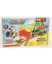 Spin-Go Crazy Shoot Off Track Set