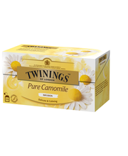 Twinings 25x1g Infusions Pure Camomile kamomilla yrttijuoma