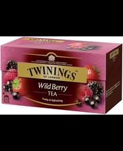25x2g Wild Berries tee