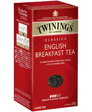 Twinings 200g English Breakfast paketti tee