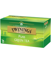 Twinings  25x2g Pure Green tea