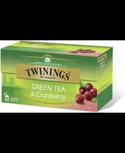 Twinings 25x1,6gGreen ...