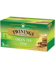 Twinings 25x1,8g Green Tea Chai