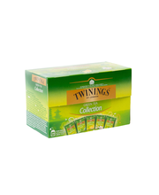 Twinings 20x1,7g Green Tea Collection teelajitelma vihreä tee
