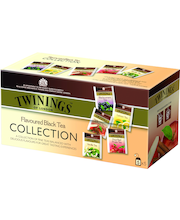 Twinings 5x5x2g Flavoured Black Tea Collection maustettu musta pussiteelajitelma
