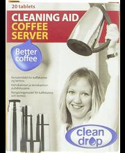 Clean drop termoskannun