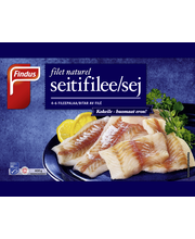 Filet Nat. Seiti MSC 400g