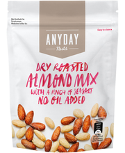 Almond mix mantelisek ...