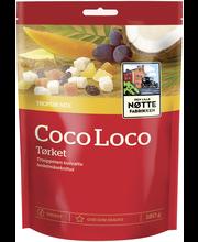DLN 180g Coco Loco kuivattu hedelmäsekoitus