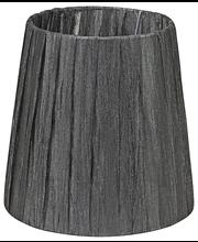 Tonje - varjostin tummanharmaa 18 cm