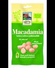 Den Lille Nöttefabrikken 80g Macadamia pähkinä, luonnolliset pähkinät