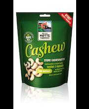 Den Lille Nöttefabrikken 300g Cashew cashewpähkinä, sisältää merisuolaa