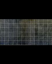 Kitchen Wall 0463 korkeapainelaminaatti liuskekivi musta 10 x 10 cm