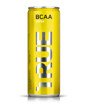 True 330ml BCAA Sitrus...