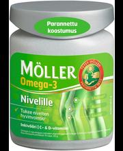 Möller 76kaps Nivelill...