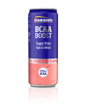 Maxim Bcaa Strawberry