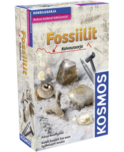Tutkimussarja Fossiilit