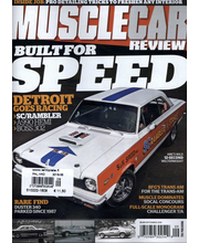 Musclecar Review,USA, Autolehdet