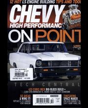 Chevy High Performance, USA autolehdet