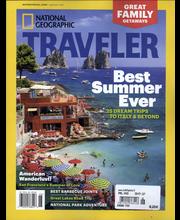 National Geographic Traveler, aikakauslehdet