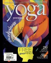Yoga Journal, USA kauneuslehti